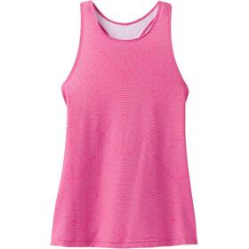 Prana Boost Printed Top Women Cosmo Pink Serenity
